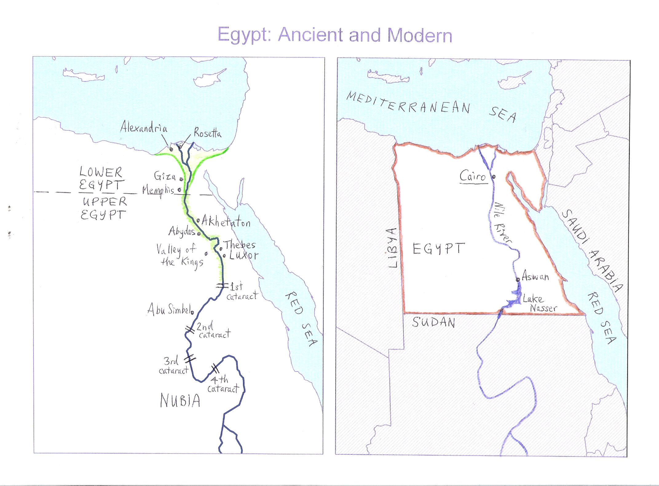 Overview of Year 11 and 12 Ancient History.