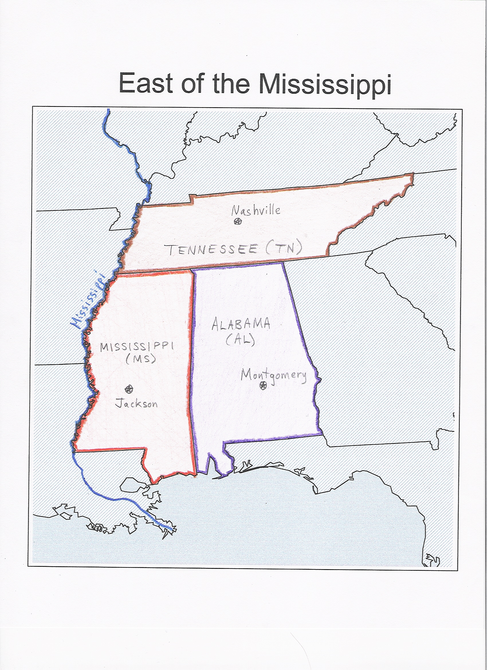 history of mississippi You may have learned that the mississippi river is the fourth longest river in the world it also supplies water for millions of people and.